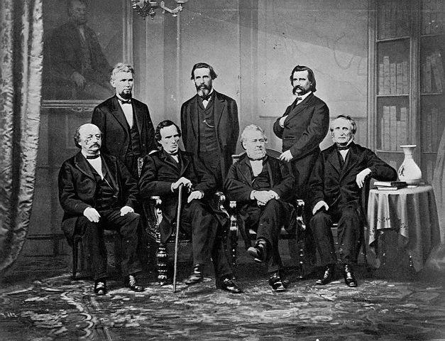 The administration of president andrew johnson