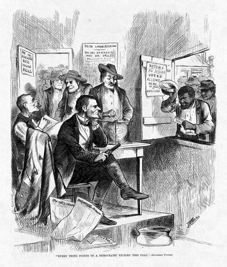 Reconstruction era 1865 1877 essay