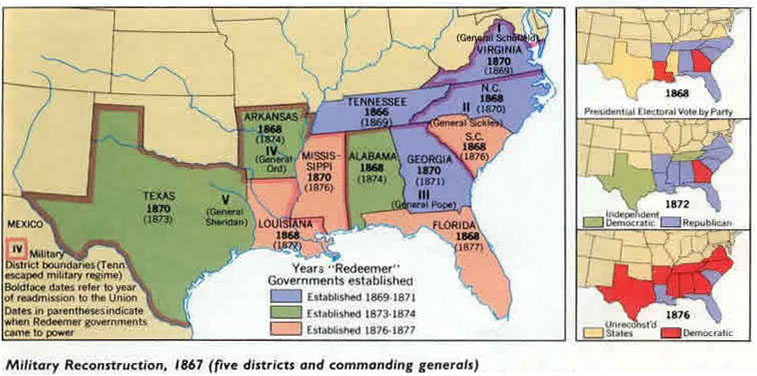 one month after taking office hayes ordered federal troops out of the south ending reconstruction