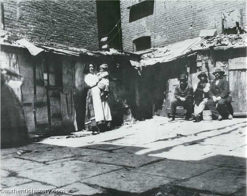 How The Other Half Lives By Jacob Riis Chapter 4
