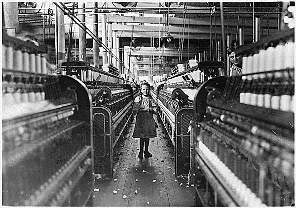 Child Labor Photographs Of Lewis Hine