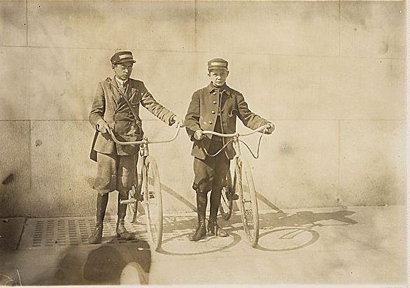 Child Labor Photographs of Lewis Hine