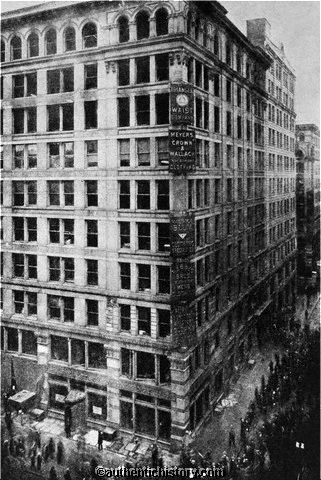The Triangle Shirtwaist Factory Fire 1911