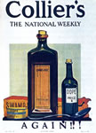 Collier's Weekly with Dangerous Drugs Cover, May 13, 1912