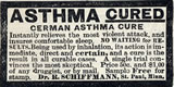 German Asthma Cure