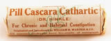 "Roll of Dr. Hinkle's ""Pill Cascara Cathartic"""