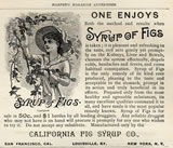 Syrup of Figs