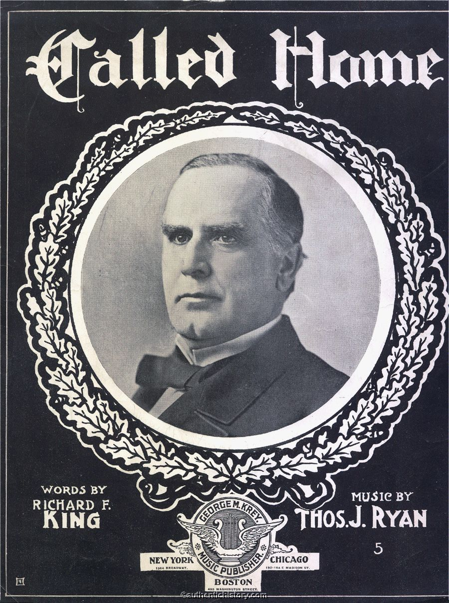 Sheet music called home 1901 for Why is house music called house