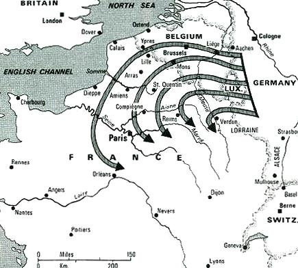 schlieffen plan strength The plan that broke the world: the schlieffen plan and world war i (what were   to bring their combat strength to bear on the french army's vulnerabilities.