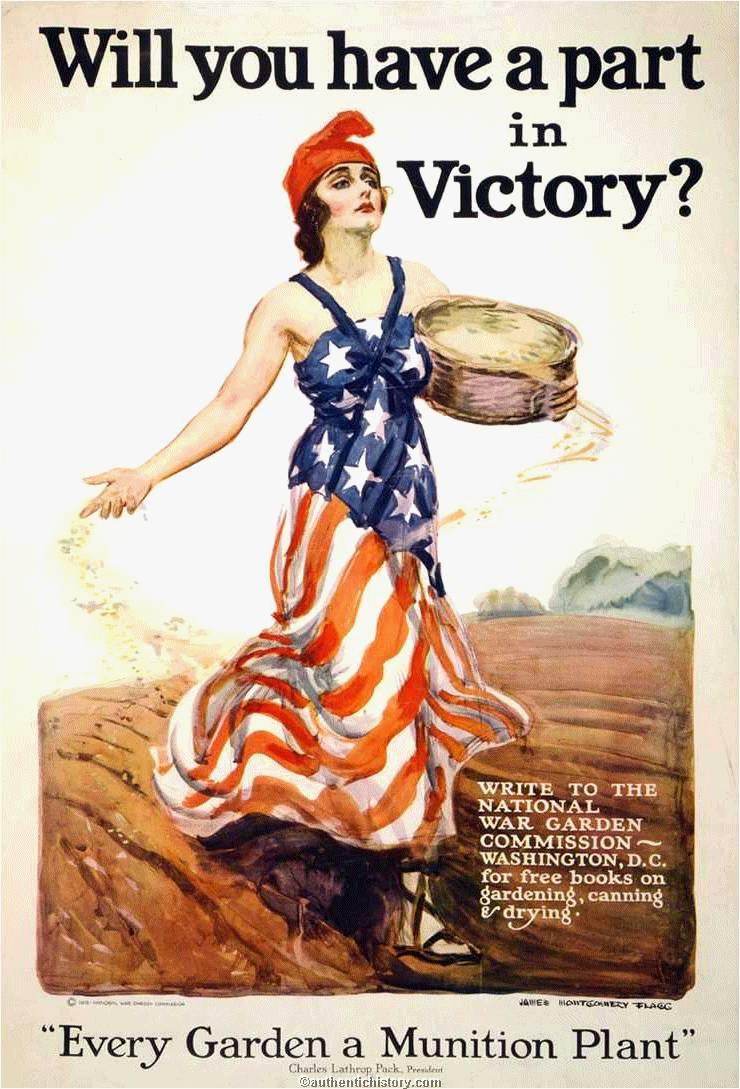 WWI Home Front: Manipulating Minds: The War Propaganda Machine