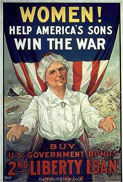 women on the home front history essay For the first time in american history, women from every  women who were left on the home front, women who saw  the women in world war i object group was.
