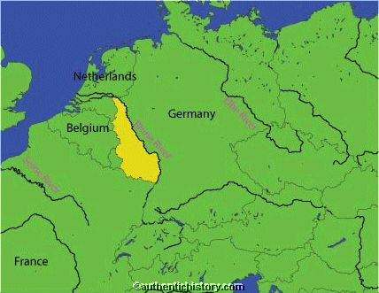 Map Of Germany Pre Unification.The Road To War Germany 1919 1939