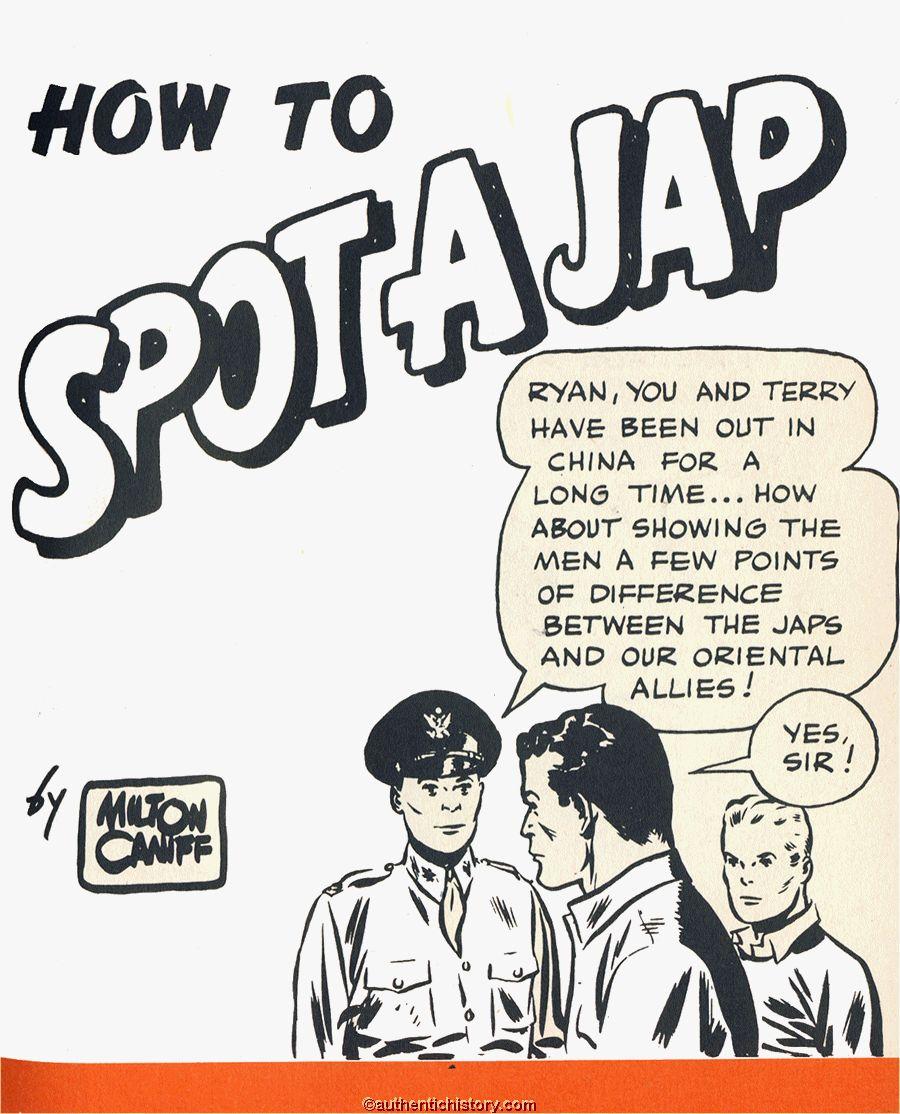 u0026quot how to spot a jap u0026quot   1942