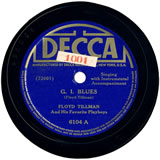 Johnny Mercer - Sam's Got Him - Duration Blues