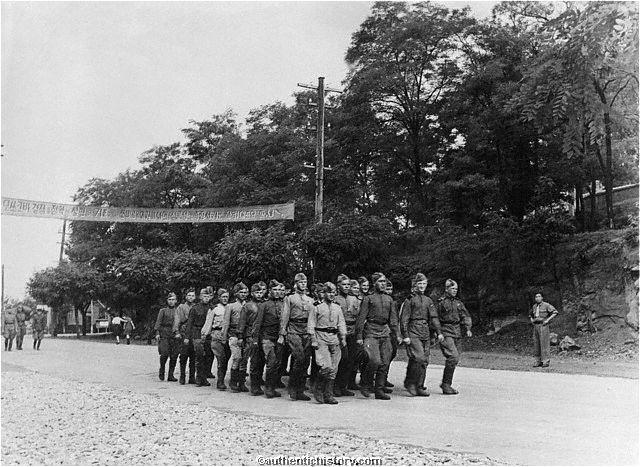 American Troops Innorth Korea 72