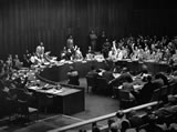 UN Security Council Vote on Resolution 83