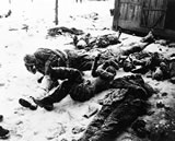Dead Marines from Chosin Reservoir, 11/50