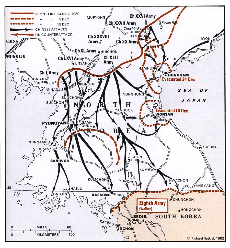 Korean War In Depth From Beginning To Armistice History - 38th-parallel-us-map