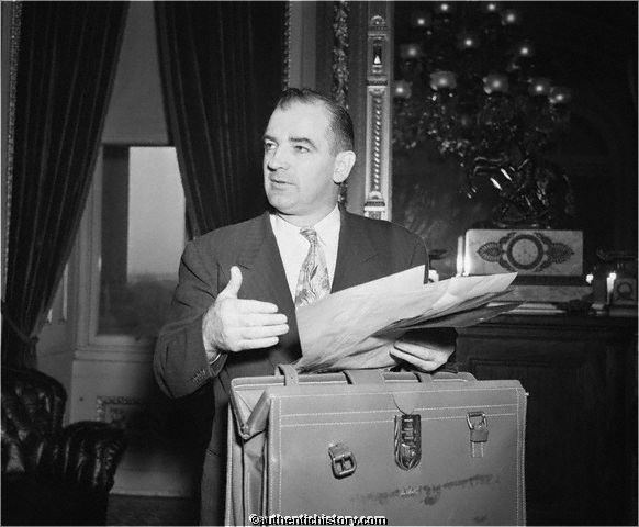 The Cold War Home Front: McCarthyism