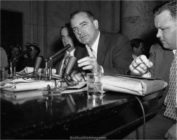 Army-McCarthy Hearings, Excerpt 1 (Apr-Jun 1954)