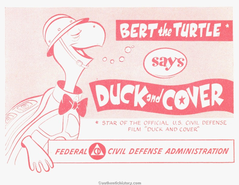 duck and cover essay
