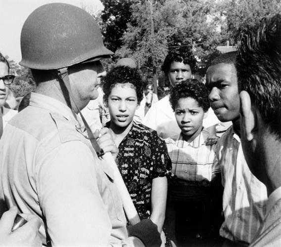 Civil Rights: The Surge Forward: 1954-1960