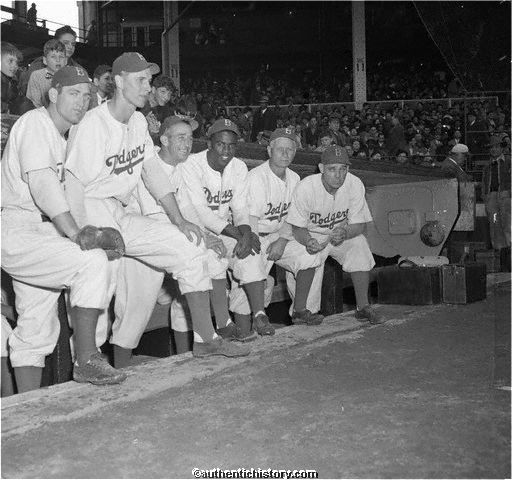 jackie robinson as a civil rights When baseball teams initially organized in the decades following the civil  to  play in modern major league baseball, and many will say jackie robinson   and, later a successful businessman and civil rights activist, is justly heralded for  the.