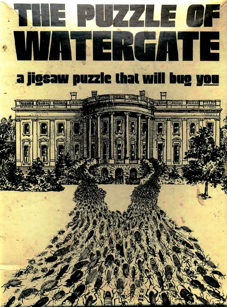 Jigsaw Puzzle: The Puzzle of Watergate ...