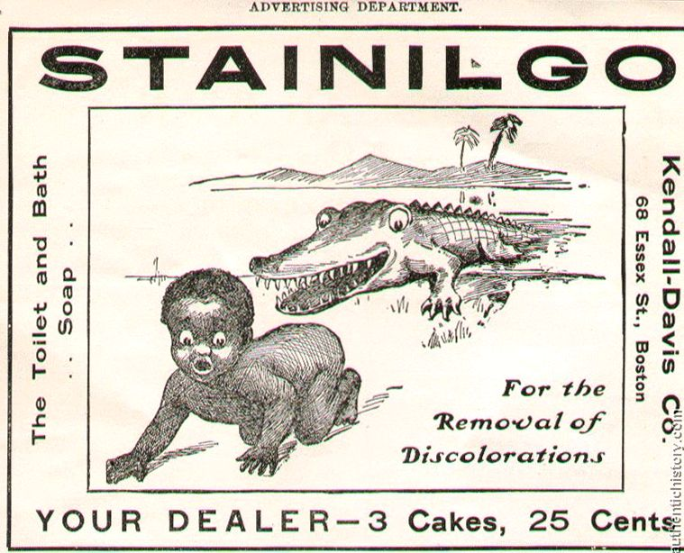 The Coon Caricature Coons As Alligator Bait