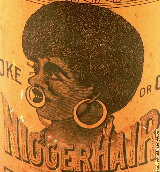 Caricatures Of African Americans The Brute