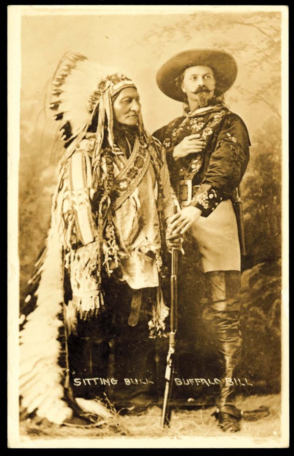 Native Americans 1885 1930 The Wild West Show
