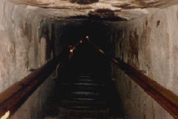 Great Pyramid passage