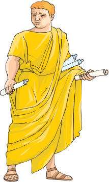 The Romans  Clothing  History Only Male Citizens Of Rome Were Allowed To Wear Togas They Were Made Out  Of Wool And Were Very Large The Material Was Not Sewn Or