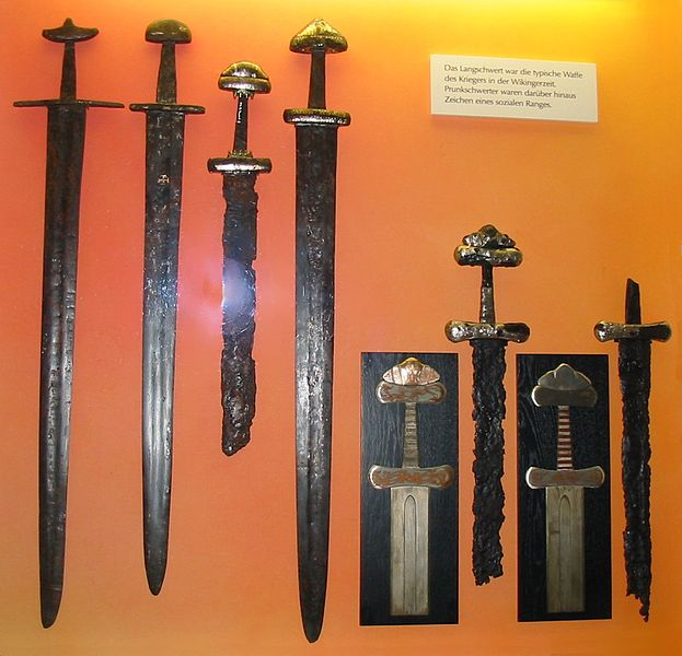 Viking Weapons and Armor - History