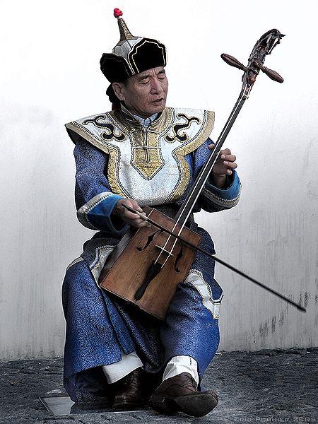 Morinhuur: Mongolian Horsehead Fiddle