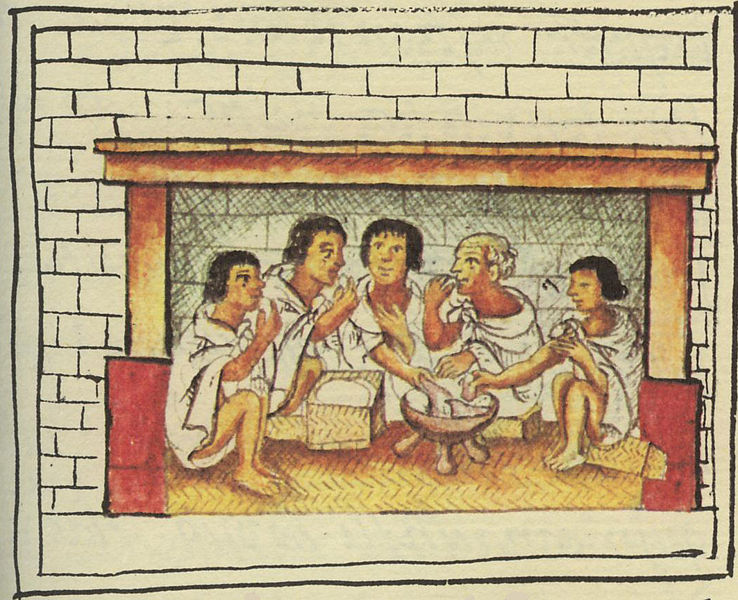 Aztec Empire: Everyday Foods and Feasts