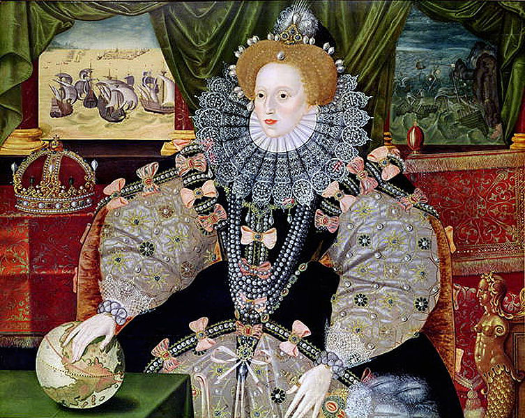 The Tudors – Elizabeth – Portrait of a Queen