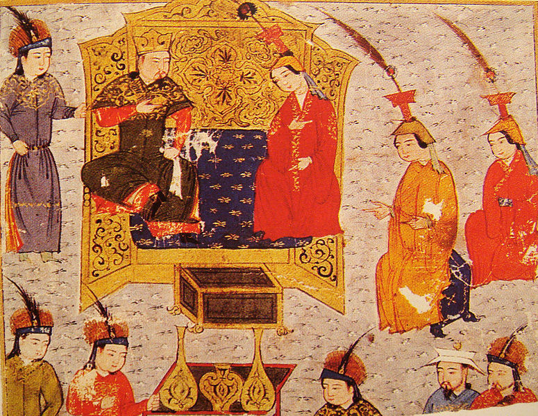 Mongol Women and their Social Roles