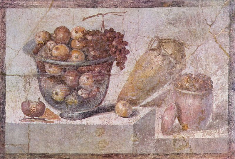 Roman Food: Plain Sustenance for a Powerful Empire