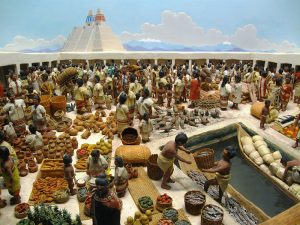 Aztec Trade: Regional Markets and Long Distance Trading