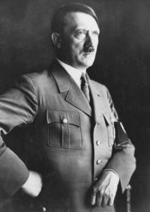 Adolf Hitler – Historical People