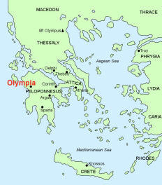 Ancient Greece – Ancient Olympics