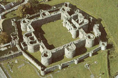 Concentric Castles History