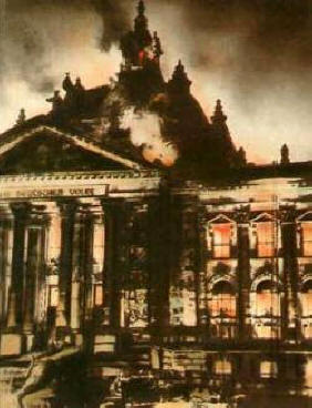 Nazi Germany – The Reichstag Fire