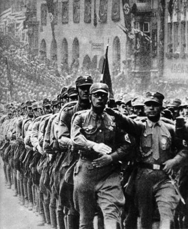 Nazi Germany – Stormtroopers Sturm Abteilung SA