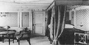 First Class Staterooms