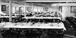 Third Class Dining Room