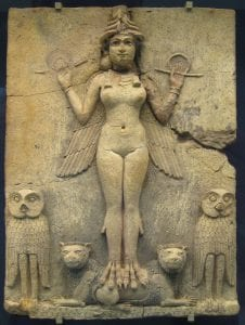 mesopotamian priests and priestesses