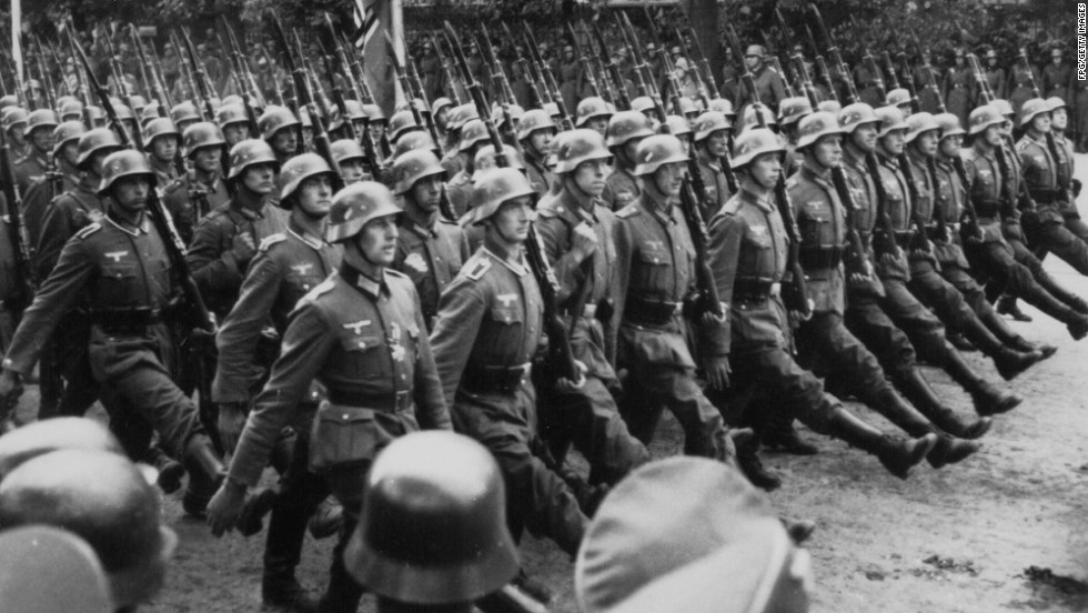 Image result for nazi germany invaded poland starting world war two