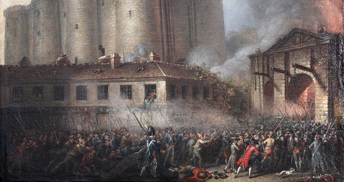 Why Was The Storming Of The Bastille Important History